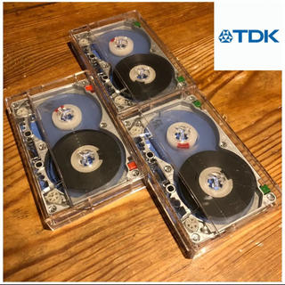 ティーディーケイ(TDK)のカセットテープ TDK メタルカセット 未使用(その他)