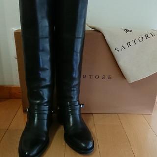 サルトル(SARTORE)のもんちゃん様 のみ専用  サルトルブーツ(ブーツ)