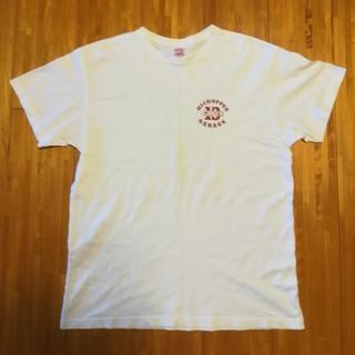 キャリー(CALEE)のCALEE Tシャツ 白 M HICHOPPER13 RADIALL RUDO(Tシャツ/カットソー(半袖/袖なし))