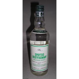 スピリタス Spirytus 96% 500ml 旧デザイン 古い(蒸留酒/スピリッツ)