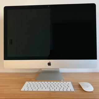 マック(Mac (Apple))のiMac 27インチ 5K 2017年式(デスクトップ型PC)