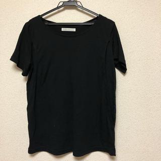 アカチャンホンポ(アカチャンホンポ)の授乳Tシャツ2枚セット(マタニティトップス)