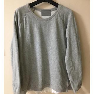インフルエンス(Influence)のInfluence トレーナー(Tシャツ/カットソー(七分/長袖))
