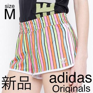 アディダス(adidas)のアディダス ハーフパンツ プラクティスパンツ ポップ ウェア スポーツ M M(ショートパンツ)