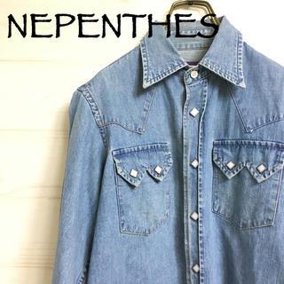ネペンテス(NEPENTHES)のNEPENTHES ☆ ネペンテス デニムシャツ petit(シャツ)