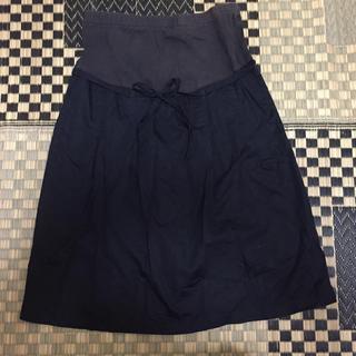 ムジルシリョウヒン(MUJI (無印良品))の無印 マタニティスカート(マタニティウェア)