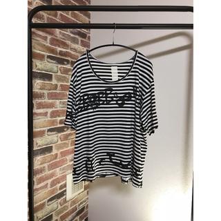 ノゾミイシグロ(NOZOMI ISHIGURO)のNOZOMI ISHIGUROノゾミイシグロ 半袖カットソー(Tシャツ/カットソー(半袖/袖なし))