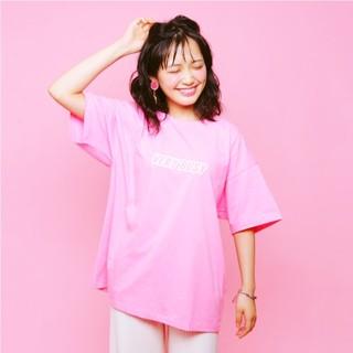 クマタン(KUMATAN)の若槻千夏 クマタン Tシャツ(Tシャツ(半袖/袖なし))
