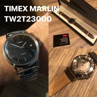 タイメックス(TIMEX)のTIMEX マーリン TW2T23000 Marlin 自動巻(腕時計(アナログ))