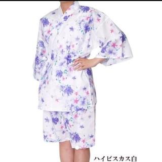 けい様用♡甚平♡レディース♡大きいサイズ(浴衣)