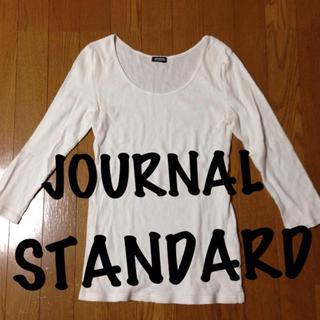 ジャーナルスタンダード(JOURNAL STANDARD)のシンプルロンT(Tシャツ(長袖/七分))