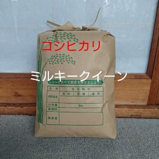 新米です! 玄米5㎏(米/穀物)