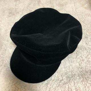 ザラ(ZARA)の帽子(キャスケット)