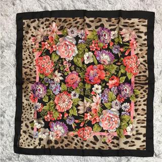 ドルチェアンドガッバーナ(DOLCE&GABBANA)の新品 非売品ドルチェスカーフ(バンダナ/スカーフ)