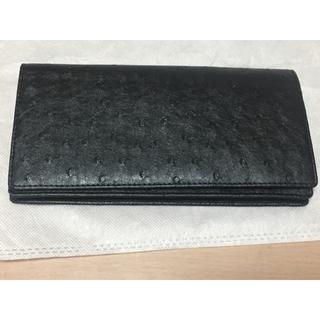 オーストリッチ(OSTRICH)のオーストリッチ 長財布 カードケース(長財布)