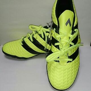 アディダス(adidas)のadidasサッカートレーニングシューズ(25.5)(シューズ)