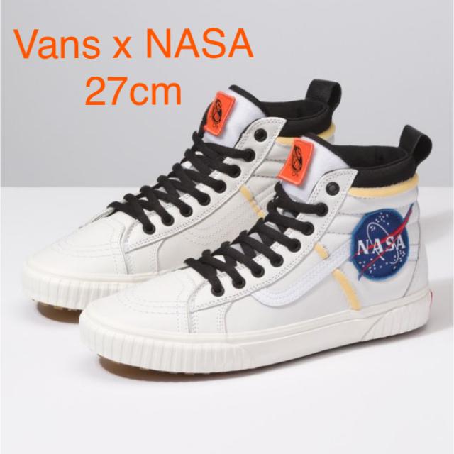 VANS - Vans x NASA Sk8-Hi 46 MTE DX