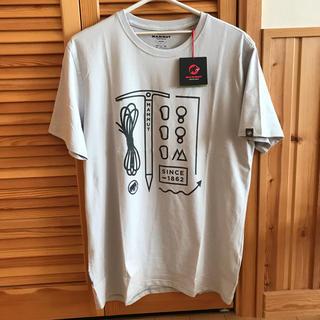 マムート(Mammut)のマムート(MAMMUT) Sloper T-Shirt Men Tシャツ メンズ(登山用品)