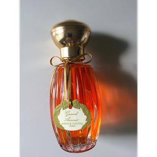アニックグタール(Annick Goutal)のアニックグタール グランダムールEDT100ミリ(香水(女性用))
