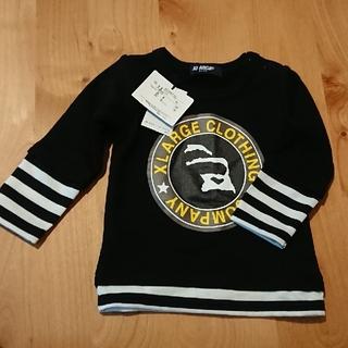 【値下げ!】新品  Xlarge  黒スウェットTシャツ