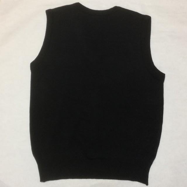 スクール ベスト 150 キッズ/ベビー/マタニティのキッズ服男の子用(90cm~)(ニット)の商品写真