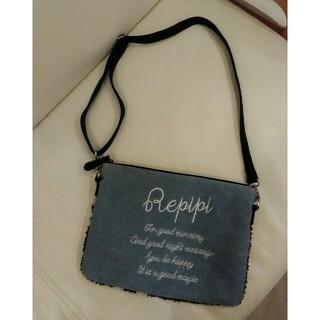 レピピアルマリオ(repipi armario)の再出品 美品 レピピ Repipi armario バッグ(トートバッグ)