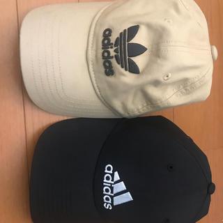 アディダス(adidas)のadidas帽子(キャップ)