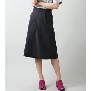 ドゥニーム(DENIME)の【Denime】ラップスカート(ひざ丈スカート)
