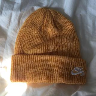ナイキ(NIKE)のニット帽(ニット帽/ビーニー)