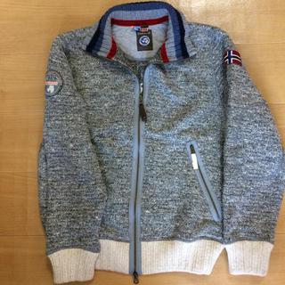 ナパピリ(NAPAPIJRI)のセーター ダブルジップ  ナパピリ NAPAPIJRI(ニット/セーター)