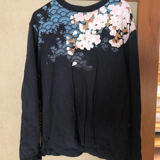 カラクリタマシイ(絡繰魂)の流儀圧搾 綿操魂 ロンT(Tシャツ/カットソー(七分/長袖))