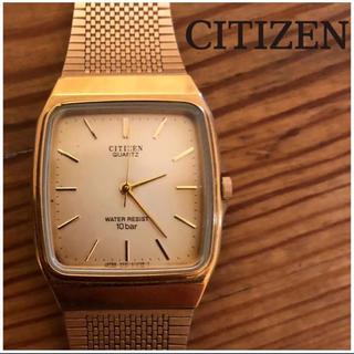 シチズン(CITIZEN)のシチズン アナログメッシュ腕時計  CITIZEN(腕時計(アナログ))