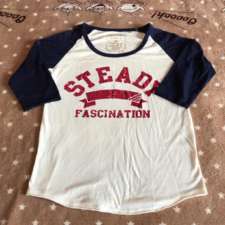 七分袖Tシャツ(Tシャツ(長袖/七分))