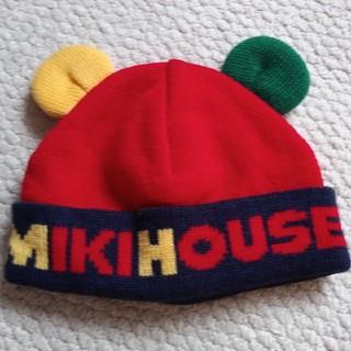 ミキハウス(mikihouse)のMIKI HOUSE ニット帽(その他)