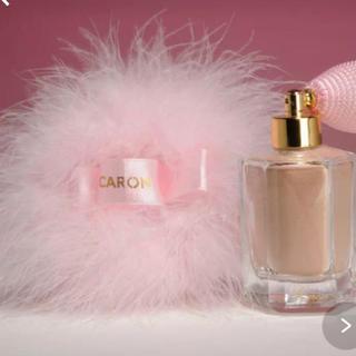 キャロン(CARON)のCARON スパークリングボディパウダー(香水(女性用))