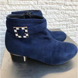エスペランサ(ESPERANZA)のショートブーツ 20cm(ブーツ)