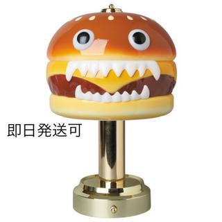 アンダーカバー(UNDERCOVER)の【新品】アンダーカバー ハンバーガー ランプ 復刻 送料込(テーブルスタンド)