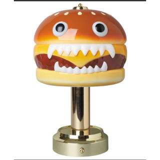 メディコムトイ(MEDICOM TOY)のUNDERCOVER HAMBURGER LAMP MEDICOM TOY(その他)