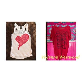 ヴィヴィアンウエストウッド(Vivienne Westwood)のVWタンクトップ&Tシャツ(タンクトップ)
