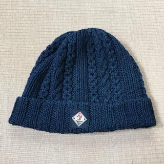 ナチュラルブー(Natural Boo)の【新品 未使用】Natural Boo ニット帽 Mサイズ(帽子)