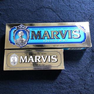 マービス(MARVIS)のマービス 2本セット(歯磨き粉)
