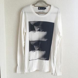 アンディウォーホル(Andy Warhol)の【再々値下げ】HYSTERICGLAMOUR AndyWarhol 長袖シャツ(Tシャツ/カットソー(七分/長袖))