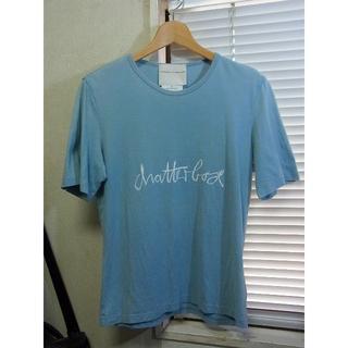 ステファンシュナイダー(STEPHAN SCHNEIDER)のステファンシュナイダー Tシャツ サイズ4 水色 100%コットン(Tシャツ/カットソー(半袖/袖なし))
