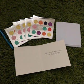クリスマス グリーティングカード (カード/レター/ラッピング)