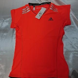アディダス(adidas)のバドミントン アディダス Tシャツ G88756(バドミントン)