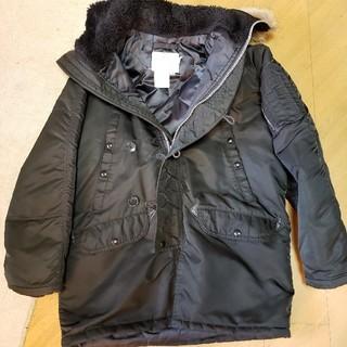 スピーワック(SPIEWAK)のSPIEWAK スピワック N-3B ブラック 38サイズ jacket 防寒着(ミリタリージャケット)