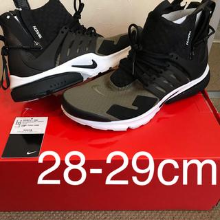 ナイキ(NIKE)の専用2足セット M Acronym Nike Air Presto 国内正規品(スニーカー)