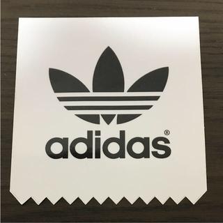 アディダス(adidas)の【縦12cm横11.5cm】 adidas skateboardステッカー(ステッカー)