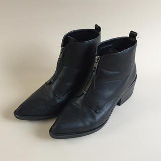 ニュールック(New Look)のましろさま専用 NEW LOOK ショートブーツ(ブーツ)