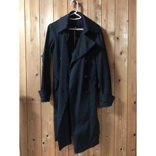 プラステ(PLST)のセオリー スプリングコート 黒 size2 M(スプリングコート)